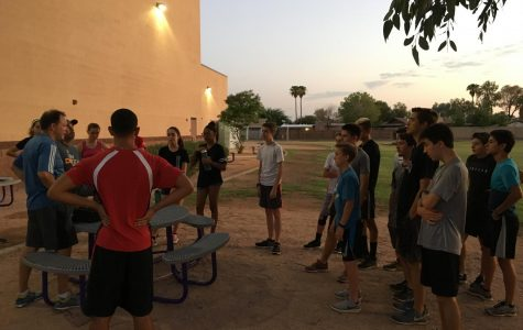 """""""No Easy Way"""": My Morning With the Cross Country Team"""