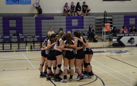 Serving Their Way to the Top: ACP's Varsity Girls Volleyball