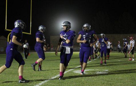 Varsity Football Looks to Score Big