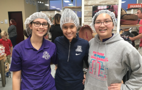 NHS at Feed My Starving Children