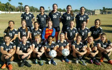 2017-2018 Girls' Soccer Preview