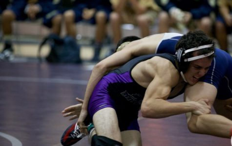 Wrestling Through Sectionals