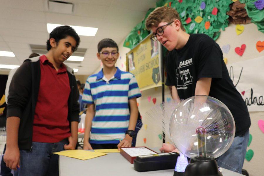 STEM and Science Fair Night
