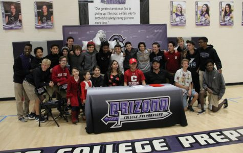 Ricardo Correa on Signing with Central College, ACP Soccer, and the National Guard