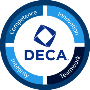 DECA Performs Well at State Competition