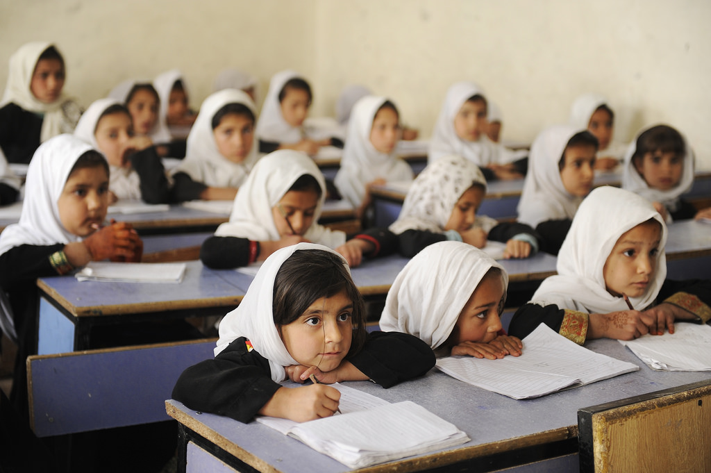Image taken from flickr.com on by Global Partnership for Education