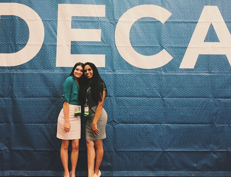 DECA Strives for the Extraordinary