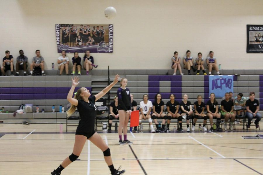 ACP Volleyball- Searching for a Cure