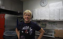 Feeding ACP's Students: Ms. Mary