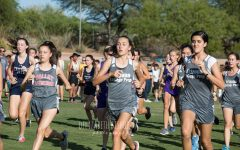 A Victory for the Girl's High School Cross Country Team