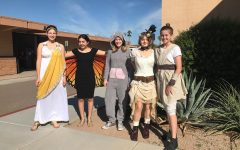 Character Day at ACP