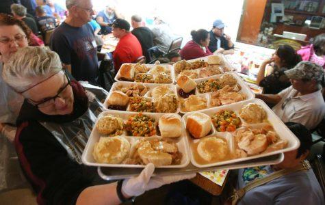 ACP's Thanksgiving Food Drive