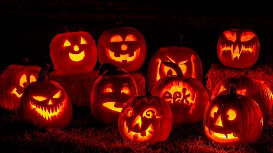 A Spooky Pumpkin Contest...