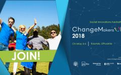 The Change Makers Hackathon Competitors