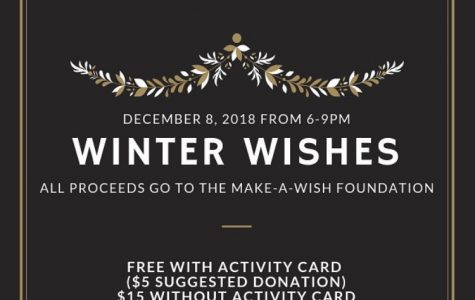 Help Grant a Wish at the Winter Wishes Dance