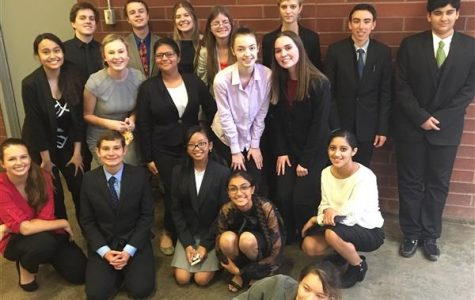 Speech and Debate Lectures Their Way to the Trophy