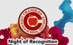 Acknowledging the Recipients of the Annual District Night of Recognition