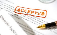 Tackling the College Admission Process