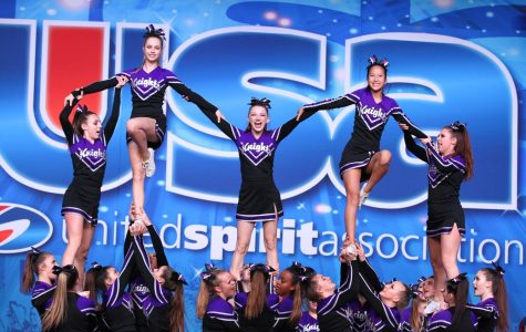 ACP Cheer Stunts Their Way to Nationals