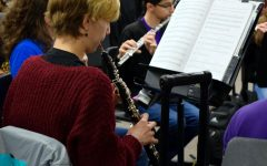 Susan Martin Performs at the Southwest Regional Honor Band