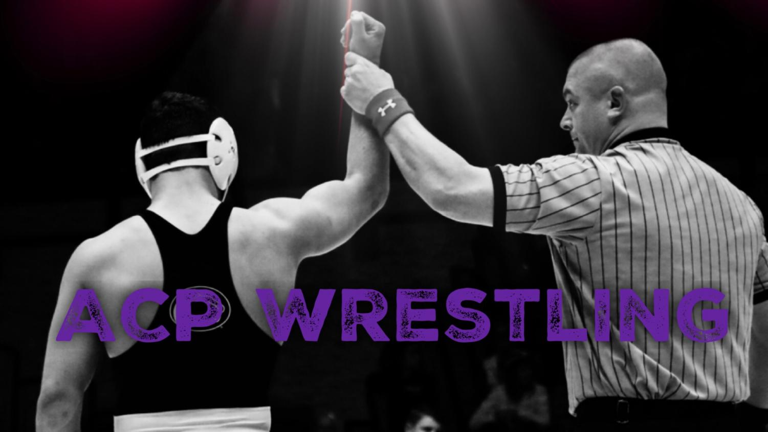 Photograph borrowed from acpathletics.com/wrestling/