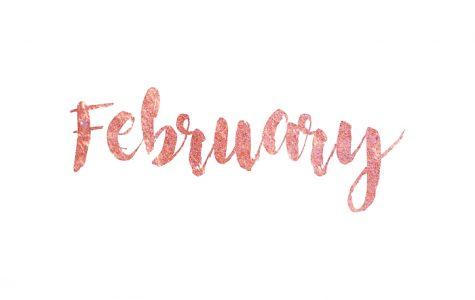 Falling into February