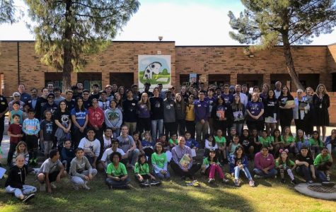 ACP Athletes Influence Andersen Elementary's Students