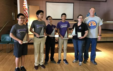 MathCounts Club and Their Great Success at State