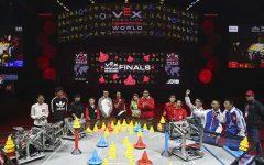 Robotics Club Qualifies for the World Championship