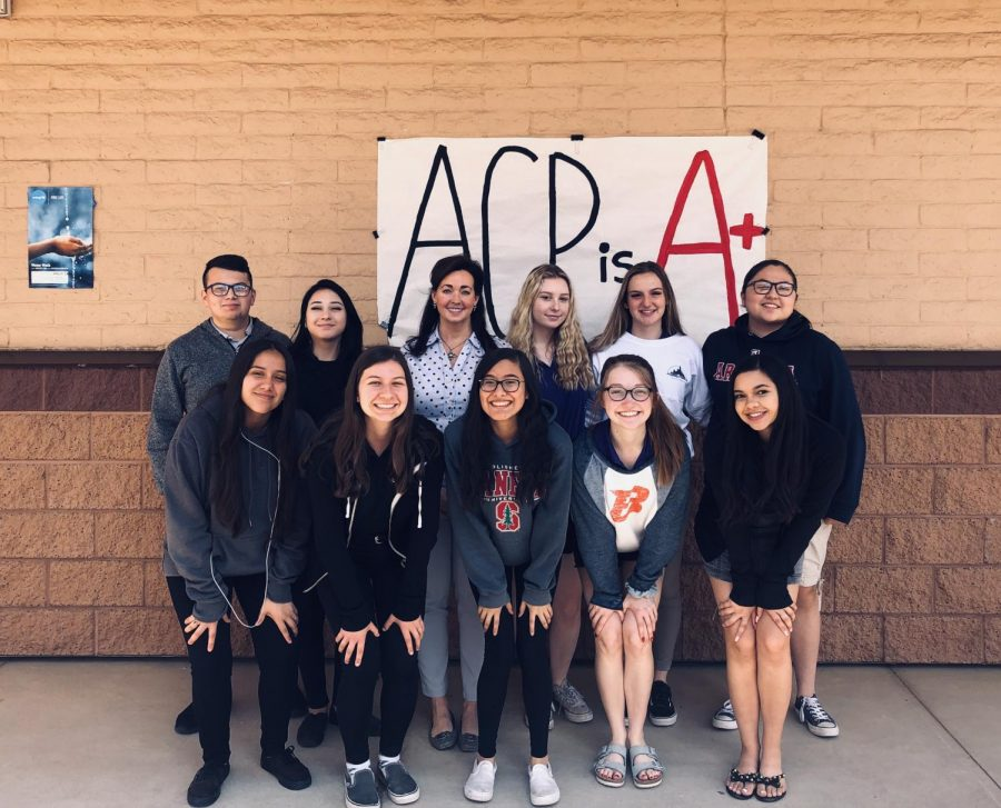 ACP's Yearbook Program Named Program of Excellence