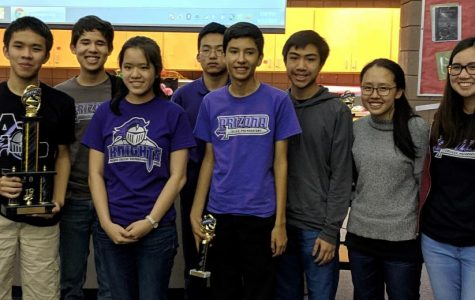 ACP Excels at the Math League Championship
