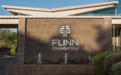 Mrs. Nath Recognized for the Flinn Foundation Award