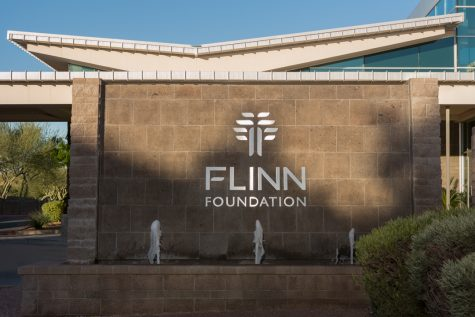 Mrs. Nath Recognized for the Flinn Foundation Award