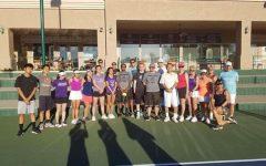 Beach Volleyball & Tennis