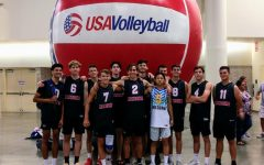 Kevin Lu attended the USAV High Performance Championships