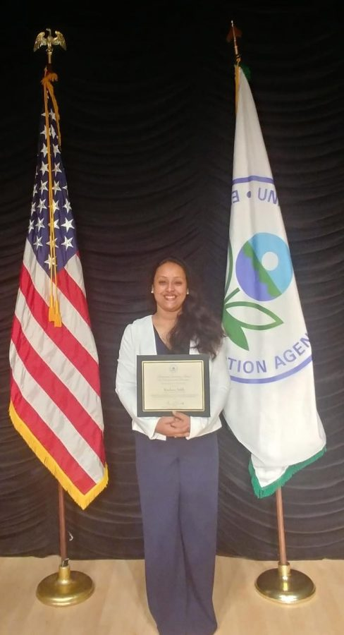 Mrs. Nath's Honorable Mention: The Presidential Innovation Award