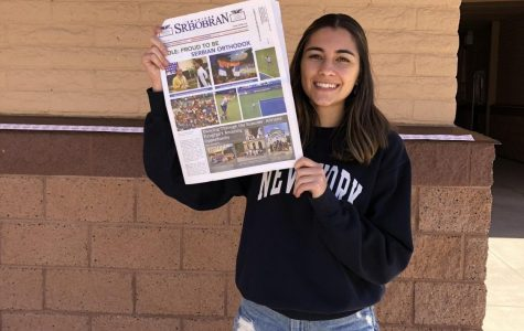 Katarina Marceta's National Newspaper Publication