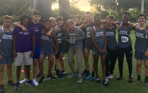 Running to Victory: Cross Country's First Place Finish at Valley Lutheran