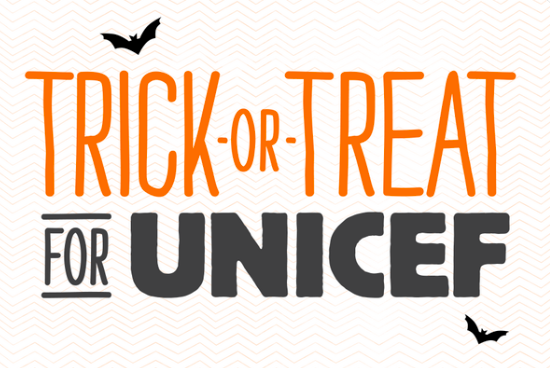 UNICEF's Trick-or-Treat Fundraiser for Child Welfare