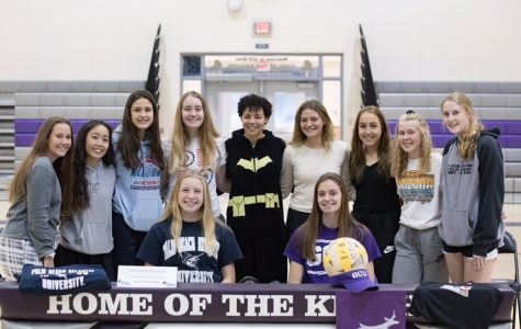 Julia Golichowski & Krista Rowan Sign to PBA & GCU