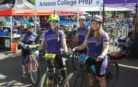 Mountain Biking Placed as the Highest Finishing Team Within CUSD