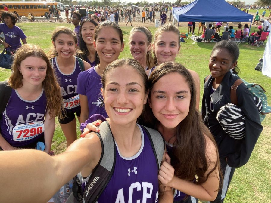 Cross Country Win Big at the AIA State Cross Country Tournament