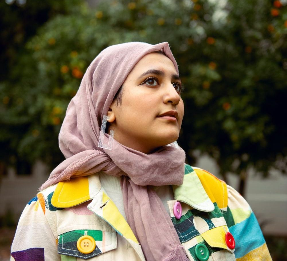 Farah Eltohamy, who graduated from Erie in 2018, wrote an article on the 2020 census. Photo courtesy of Farah Eltohamy.