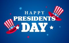 Washington's Birthday, AKA Presidents' Day