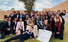 State Champions: Speech & Debate's Victory at the AIA State Tournament