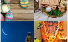 Holidays of April: Easter, Passover, Ramadan, and Vishu Baisakhi