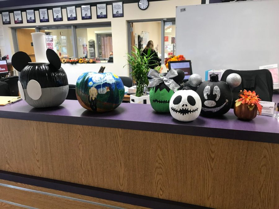 All the pumpkins entered in the 2020 pumpkin competition.