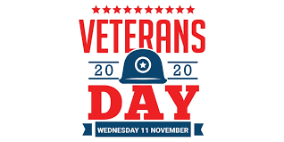 Honoring Veterans for Veterans Day This Year