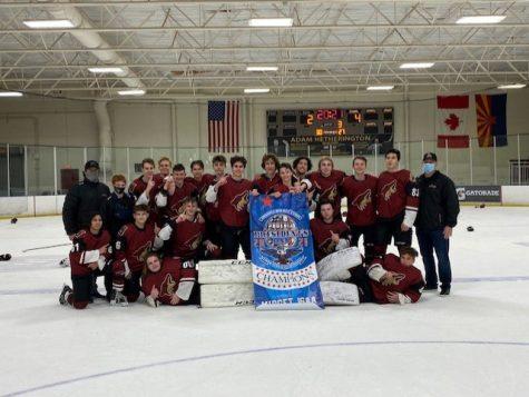 Austin Gaskin and his Hockey Achievements!