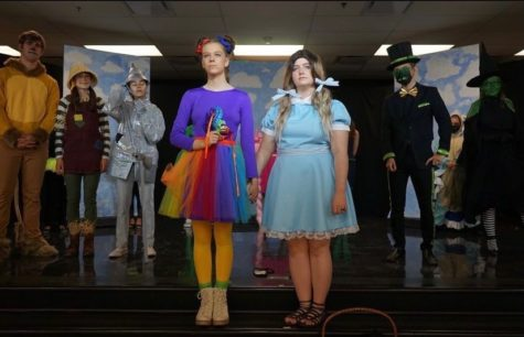 "ACP KOS presents ""Oz""."